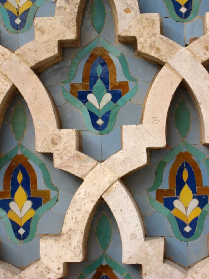 tiled-wall